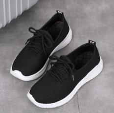 Giày Sneaker Thể Thao Nam Nữ GL – S05 (Màu Đen)