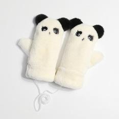 Găng tay Lông Cừu giữ ấm siêu dày, Găng tay tiện lợi họa tiết siêu dễ thương, Bảo hành trọn đời