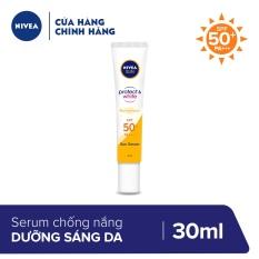 Tinh chất chống nắng và dưỡng trắng Nivea Protect & White SPF50 PA+++ 30ml – 86016