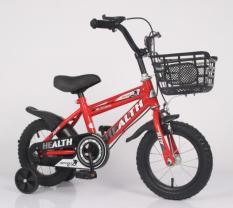 Xe đạp trẻ em có 2 bánh phụ an toàn cho bé. Xe đạp cho bé 3-5 tuổi.