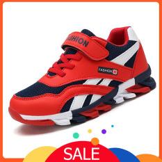 (San Zu) Vayu Mới Thu Mùa Xuân Giày Trẻ Em Đêm Đèn Flash Thể Thao Giày Phát Sáng Dành Cho Trẻ Em Của Giày Sneaker Bé Trai Giày Bé Gái 28-39