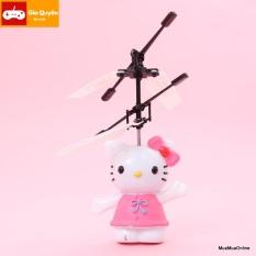 [HCM]Đồ Chơi Mèo Kitty Biết Bay Cảm Ứng Bằng Tay đồ chơi mèo kitty đồ chơi mèo kitty biêt bay