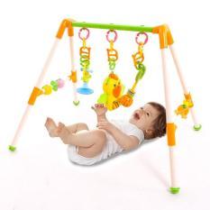 Đồ chơi cho trẻ 3 tháng tuổi, bán buôn đồ chơi trẻ em – Kệ chữ A có nhạc cho bé, Thiết kế nhiều hình thù, giúp bé thỏa thích vui chơi mỗi ngày