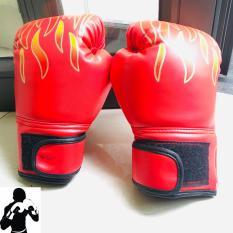 Găng bao tay đấm bốc trẻ em 6 – 13 tuổi – Găng tập boxing cho trẻ em.