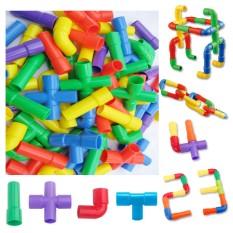 [HCM giao 1-2 ngày]Đồ chơi Lắp ráp ống nước – lego sáng tạo cho bé nhiều màu sắc – Smart baby