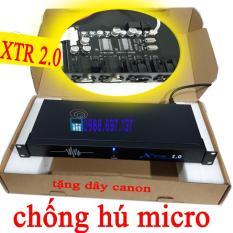 [MiễnPhíVậnChuyển] máy chống hú micro Feed Back XTR 2.0 + TẶNG DÂY CANON