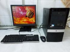 PC Chơi LOL, CF, GAME +MànHình 17In, CORE 2 QUADQ6600, RAM 4GB, HDD 160GB, CARD RỜI N210 1GB BH-1T
