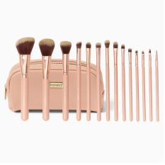 Bộ cọ trang điểm bh cosmetics 14 cây BH Chic – 14 Piece Brush Set with Cosmetic Case