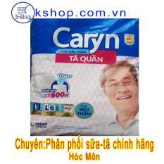 Tã quần Caryn Siêu Thấm L6 (75-100CM)