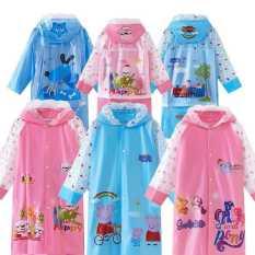 Áo mưa trẻ em thời trang cao cấp, áo mưa cho bé, áo mưa hoạt hình cho bé trai và bé gái, áo mưa măng tô cho bé, áo mưa hoạt hình, áo mưa