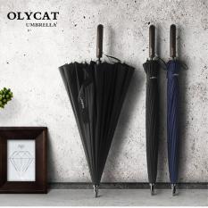 Ô dù cao cấp OLYCAT cán dài bán tự động chống tia UV – Mẫu 100cm