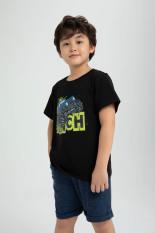 Áo thun Crunch bé trai IVY moda MS 57K1224