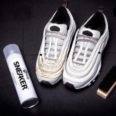 Chai tẩy trắng giày Sneaker Chai Xịt Vệ Sinh Giày Sneaker Cao Cấp Bình Xịt Trắng Giày