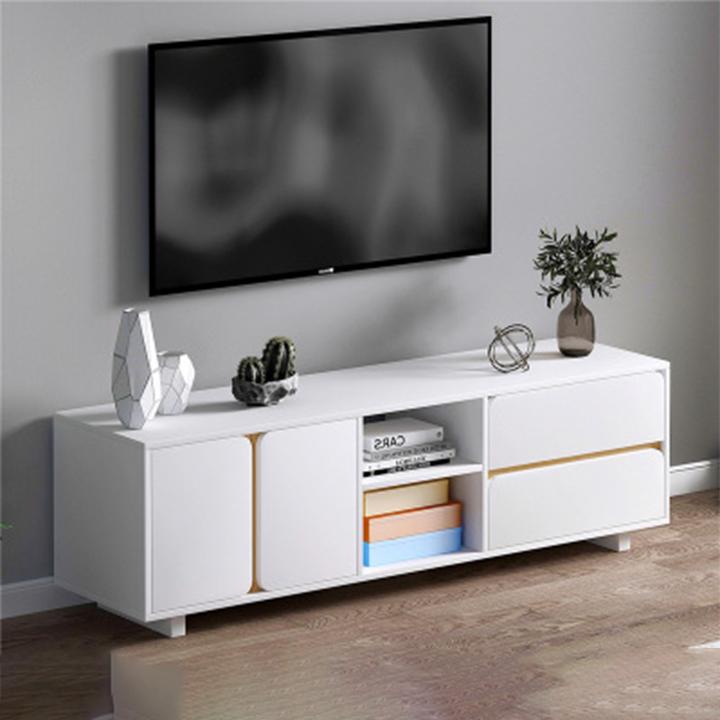 Kệ để tivi bằng gỗ 1m4, kệ tivi BGK2024