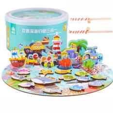 Xếp hình fun farm 3 in 1 – MS.SP001951-BVT