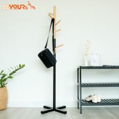 Cây Treo Quần Áo Gỗ BEYOURs Thông Minh – Standing Hanger – Nội Thất Phòng Khách, Phòng Ngủ