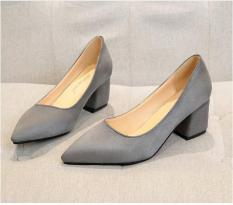 Giày Cao Gót Nữ có size ngoại cỡ