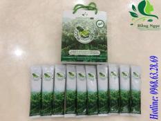 Cà phê xanh hỗ trợ giảm cân – kháng mỡ – thanh lọc cơ thể Thiên Nhiên Việt (hộp 10 gói)