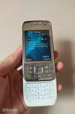 Điện thoại cổ nokia e66 nắp trượt giá rẻ tặng sim 3g