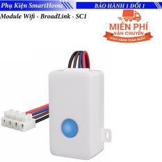 Module Công Tắc Điều Khiển Từ Xa Bằng Wifi 3G – 4G Broadlink SC1