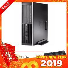 Máy tính đồng bộ HP Compaq 6200 Core i3 RAM 4GB HDD 250GB + Tặng kèm bộ bàn phím chuột Gipco