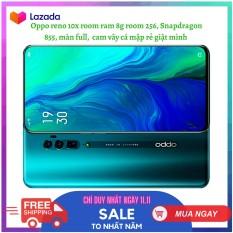 [Trả góp 0%]Điện thoại Oppo 10X Zoom ram 8 rom 256 Snapdragon 855 màn full 100% cam đỉnh hàng quốc tế 1 sim thị trường Úc
