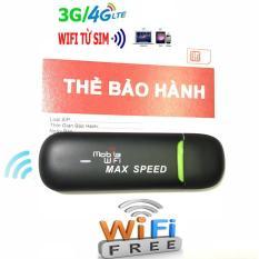USB PHÁT WIFI MAX SPEED GẮN SIM VÀO USB – CẮM VÀO NGUỒN ĐIỆN LÀ LƯỚT MẠNG TẸT GA
