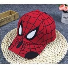 Mũ người nhện cho bé 2-6 tuổi
