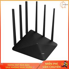 Đầu phát wifi TP Link, Modem wifi, Thiết Bị Phát Wifi TP-Link WDR7660 siêu cao cấp, phát wifi cực mạnh với 6 râu 6dbi cho sức cổng hưởng lớn phục vụ diện tích tối đa 150m2