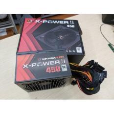 Nguồn Xigmatek X450 bh 3 tháng lỗi 1 đổi 1