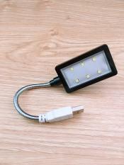 [HCM]Đèn led Usb siêu sáng 6 bóng cho laptopmáy tínhpin dự phòng và các nguồn USB