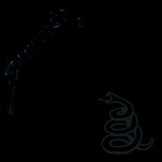 Đĩa than – LP record – Metallica – The Black Album – brand new 2x vinyl