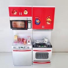 Đồ chơi trẻ em bộ nhà bếp cho bé sử dụng pin ms qf26216-ab phù hợp cho 3 tuổi 5 tuổi trở lên…..