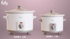 Nồi nấu chậm Fatz baby Mẫu mới 2020 FB9015MH/FB9020MH/FB9025MH