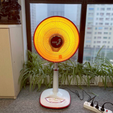 Quạt sưởi hồng ngoại Asia HF1401 800W – Sưởi nón Asia – có thể hong quần áo – sấy khô sơn