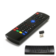 Chuột bay kiêm bàn phím mini KM-800 điều khiển tivi thông minh, đầu box từ xa