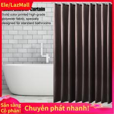 Màn Phòng Tắm Polyester – Chống Thấm Nước – Kháng Nấm Mốc – INTL