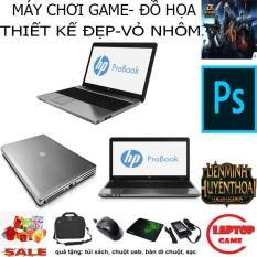 Laptop Cao cấp doanh nhân đẹp HP Probook 4540S ( i5-3230M,Ram 4GB, 250GB, VGA on Intel HD 4000, màn 15.6″ HD LED)