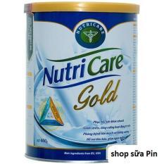 Sữa bột NutriCare Gold lon 900g dinh dưỡng cho người cao tuổi