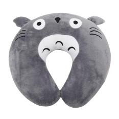 Gối cổ gối chữ u hình Totoro cao cấp