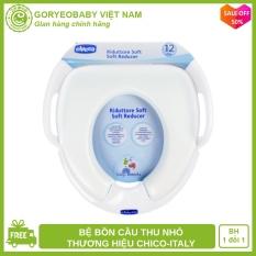 Bệ thu nhỏ bồn cầu cho bé Chicco – Goryeobaby Việt Nam – an toàn, tiện dụng cho bé – bệ lót thu nhỏ bồn cầu, thu nhỏ bồn cầu chicco, bô vệ sinh, bô cho bé, ghế bô cho bé, bô ngồi cho bé, bô bé trai, bô tiểu, bệ xí