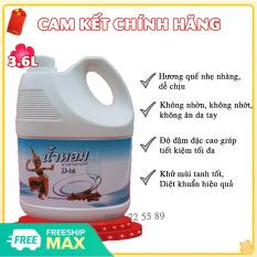 Nước Rửa Chén Thái Dbii Hương Quế 3.6L – Nước Rửa Bát Thái Hương Quế