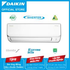 Máy Lạnh Daikin Inverter Tiêu chuẩn FTKA35UAVMV – 1.5HP