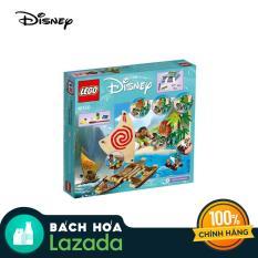 Bộ lắp ráp Lego Disney Moana hành trình khám phá đại dương 41150