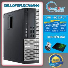 Máy Tính Để Bàn Đồng Bộ Dell Optiplex ( 790/990 I3 I5 I7 ) – Máy Tính Văn Phòng – Bảo Hành 24 Tháng – Tặng USB Wifi Và Bàn Di.