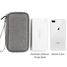 Túi đựng điện thoại – Sạc dự phòng – Cáp – Tai nghe Baona