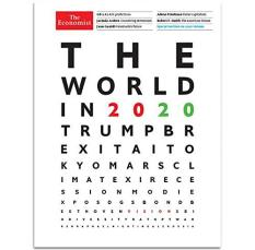 Tạp Chí Kinh Tế : Thế Giới Năm 2020 – The World In 2020 Magazine