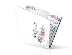 Mẫu Dán Laptop Hoa Văn LTHV – 198