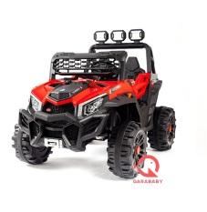 Xe ô tô điện cho bé SHD800, 4 động cơ, pin 12V, 2 ghế