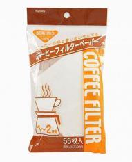Set 55 túi giấy lọc cà phê size M (Hàng nội địa Nhật)